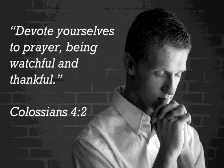 Transformation Through Prayer 2