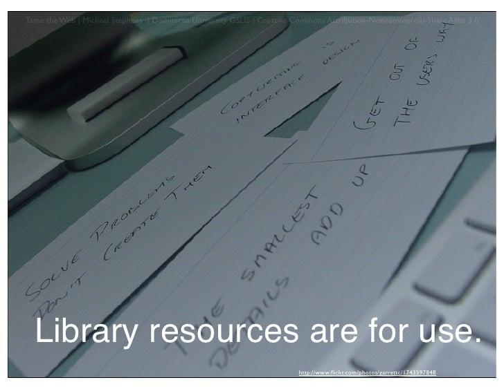 Transformed Library Virginia