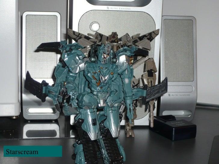 Transformers Episode 15 Preparation