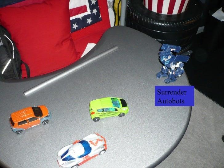 Transformers Episode 17 Primes Vs Descepticons