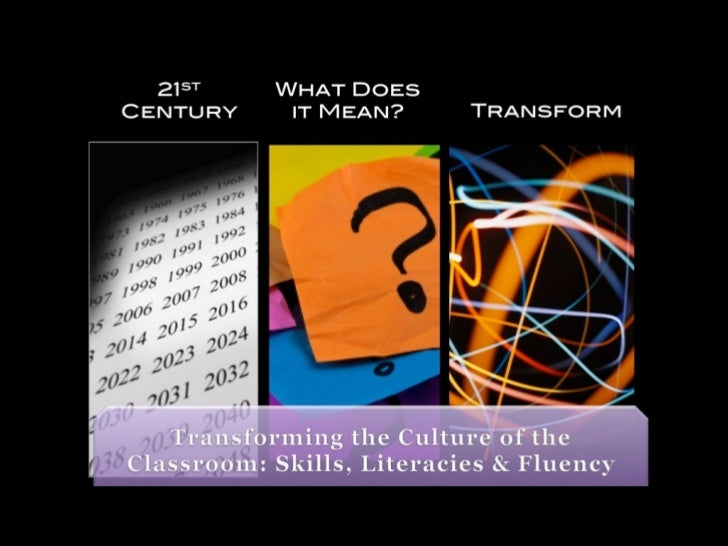 Transforming Culture in the Classroom