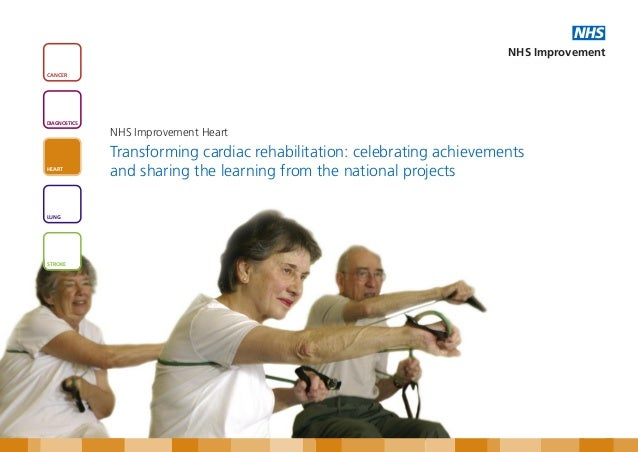 Transforming cardiac rehabilitation: celebrating achievements and sharing the learning from the national projects