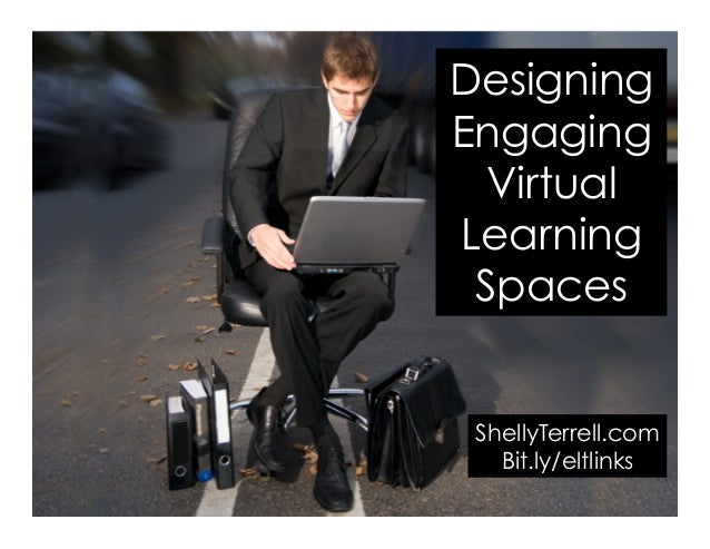 Designing Engaging Virtual Learning Spaces ShellyTerrell.com Bit.ly/eltlinks