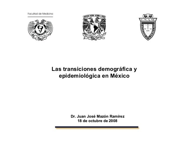 DrDr. Juan José. Juan José MazónMazón RamírezRamírez 18 de octubre de 200818 de octubre de 2008 Las transiciones demográfi...