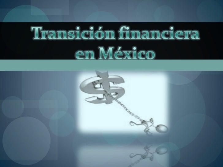 Antecedentes La modernización del sistema financiero se da finales de 1974 cuando se reforma la legislación bancaria para ...