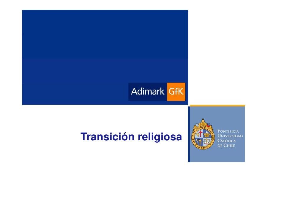 Transición religiosa