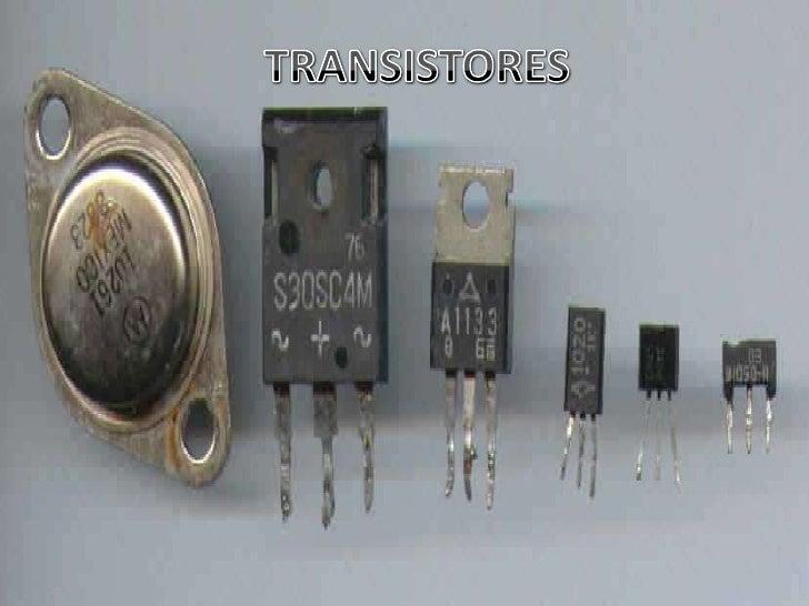 CUANDO SE INVENTO EL TRANSISTOR   El transistor, inventado en 1951, es el componente electrónico estrella,   pues inicio u...