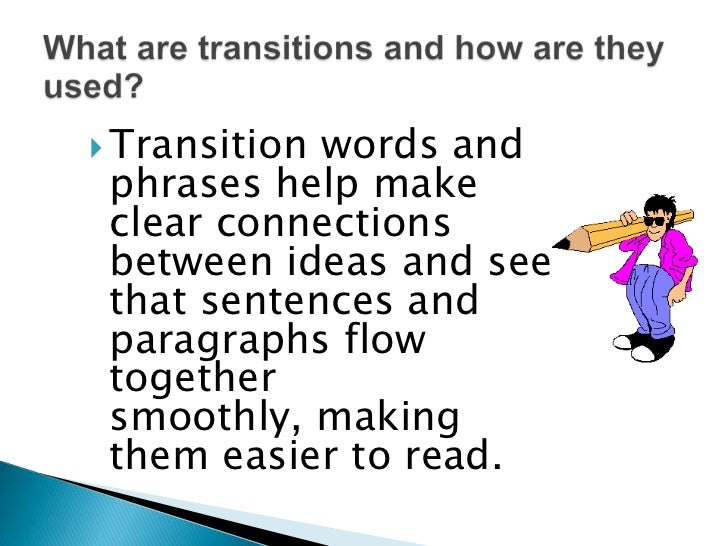 transition words for ending essay Transition words and phrases on the bottom at the top down at the end of on beyond commonly used transition words and phrases for expository essays.