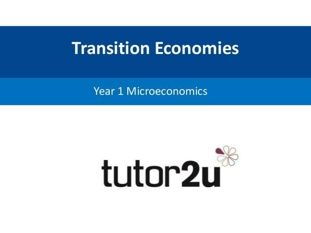 microeconomics tutor