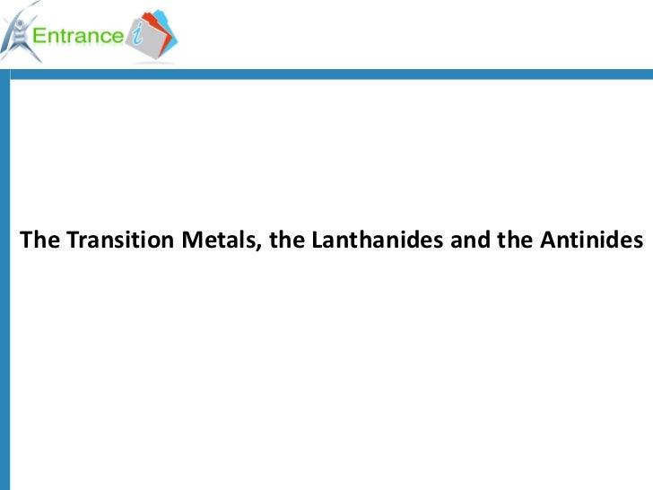Transition elements opt  ok1294998077