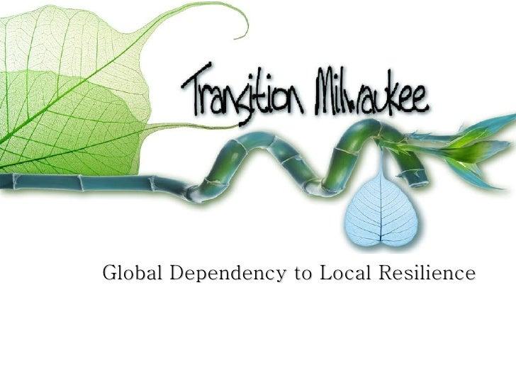 Transition Presentation