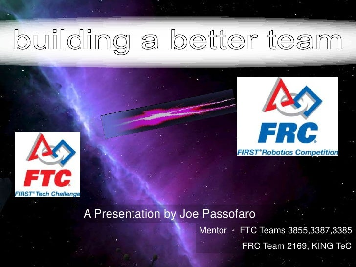 Transitions FTC to FRC