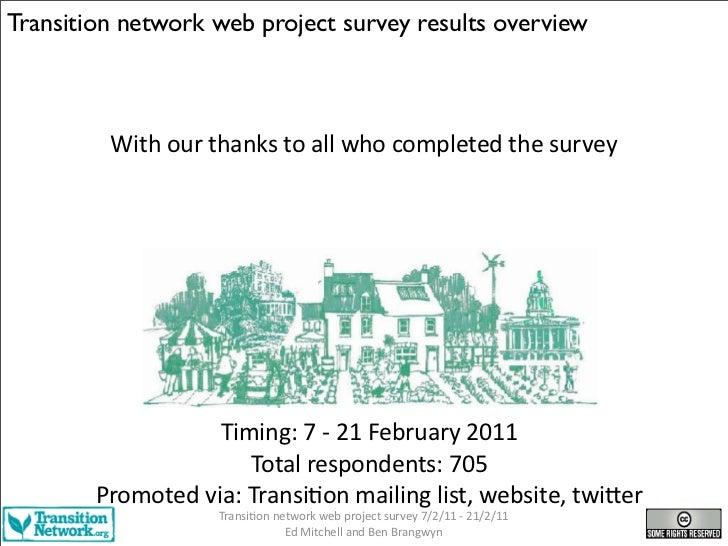 Transition web project_survey_presentation_final