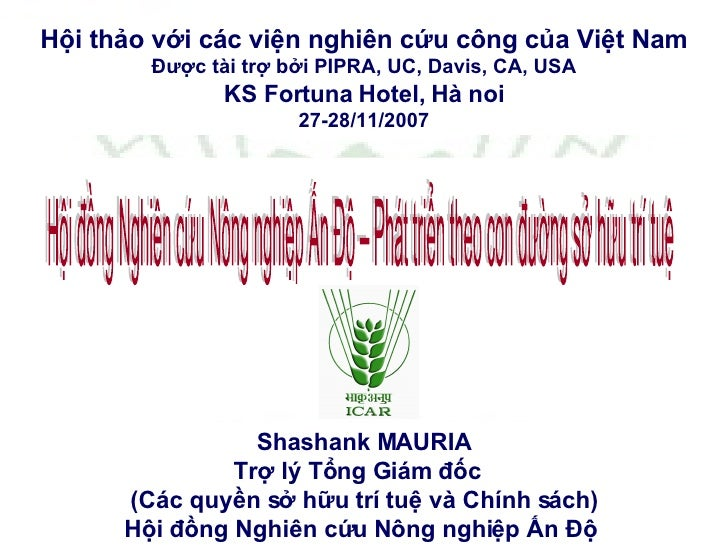 Translation  Mauria  P I P R A  Vietnam Final