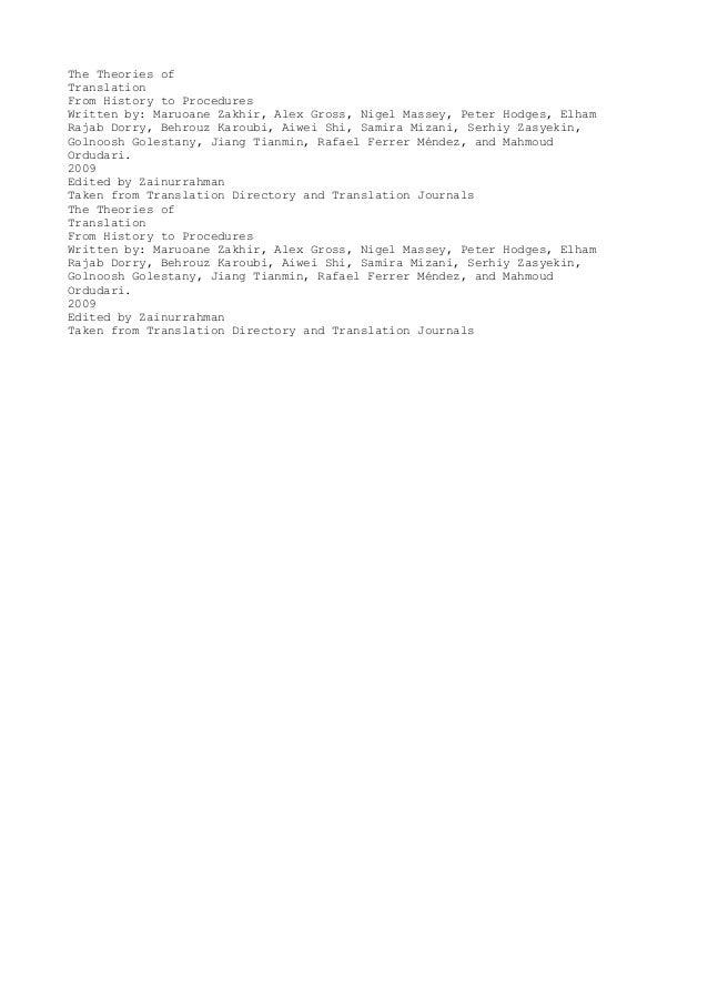 Translation theories edited_by_zainurrahman