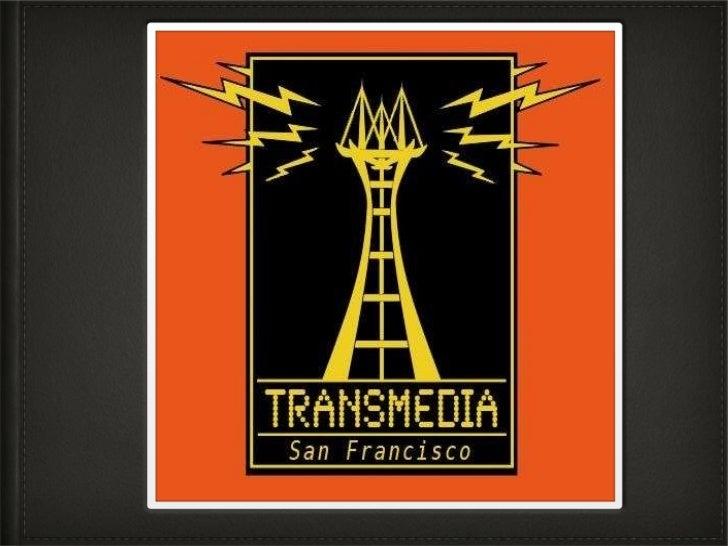 Transmedia SF first meetup Jan 30 2012