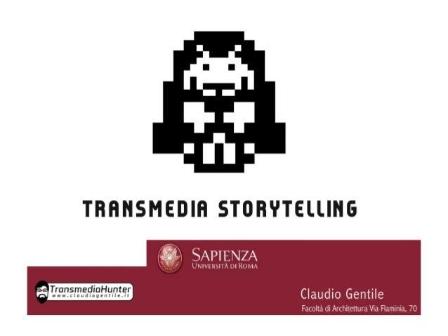 Nodi tematici - Transmedia storytelling? - Universo transmediale - Piattaforma - Esempio USA: TRON LEGACY - Esempio italia...