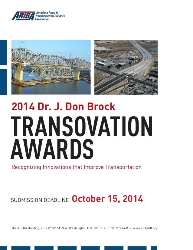 2014 TransOvation Awards