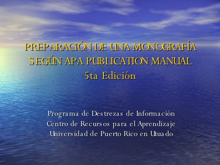 Publication Manual of the American Psychological Association 6th (E-book)