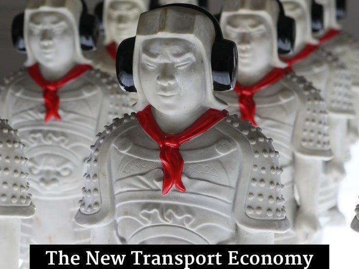 The New Transport Economy