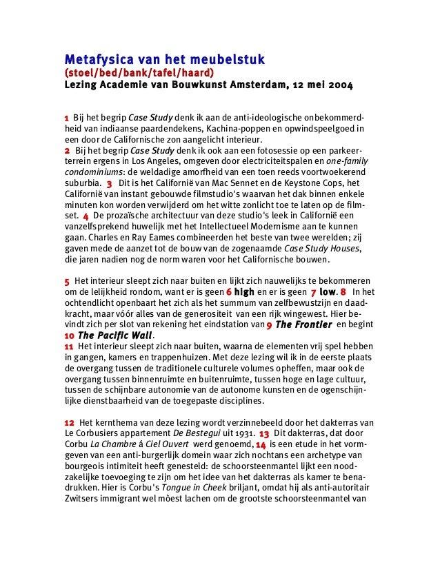 Vedute Foundation: Ensemble lecture - accompanying essay - November2002