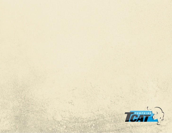 TCAT Marketing Proposal