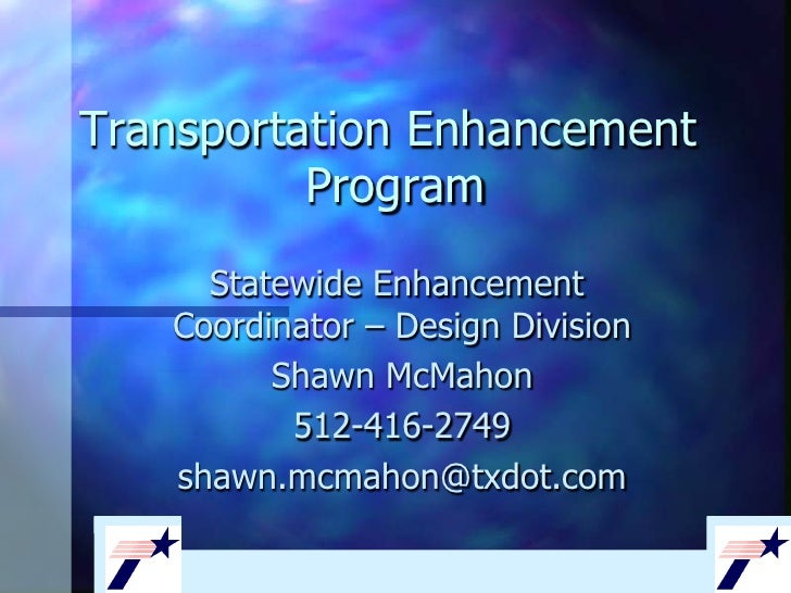 Bicycle and Pedestrian Workshop - Public Sector - Shawn McMahon