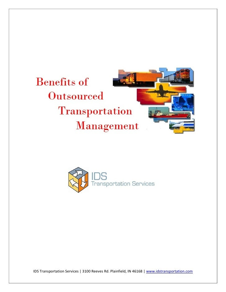 Transportation Management White Paper