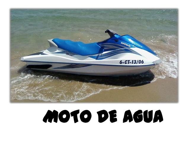 Transportes acuaticos