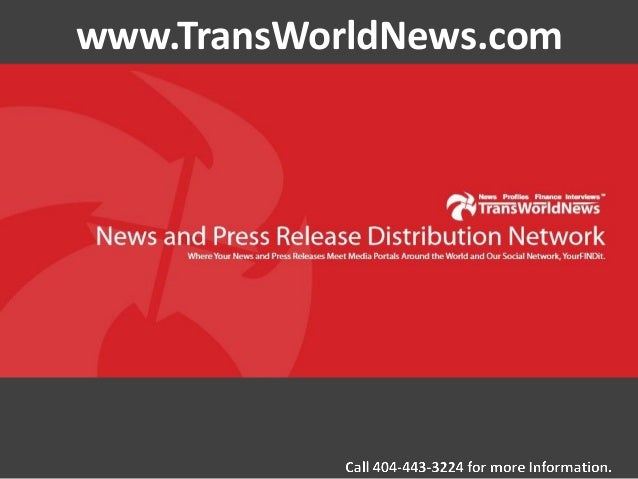 Interactive #PressReleases @Transworldnews @LinkMyFan