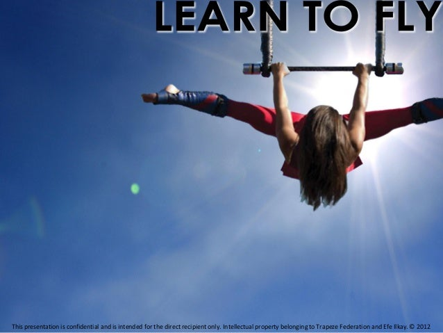 Flying Trapeze Overview by Trapeze Federation