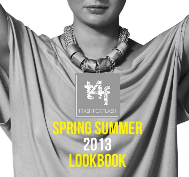 FASHION JEWELLERY SPRING SUMMER 2013 LOOKBOOKS