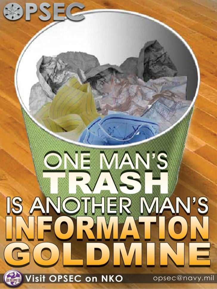 Trash as Treasure
