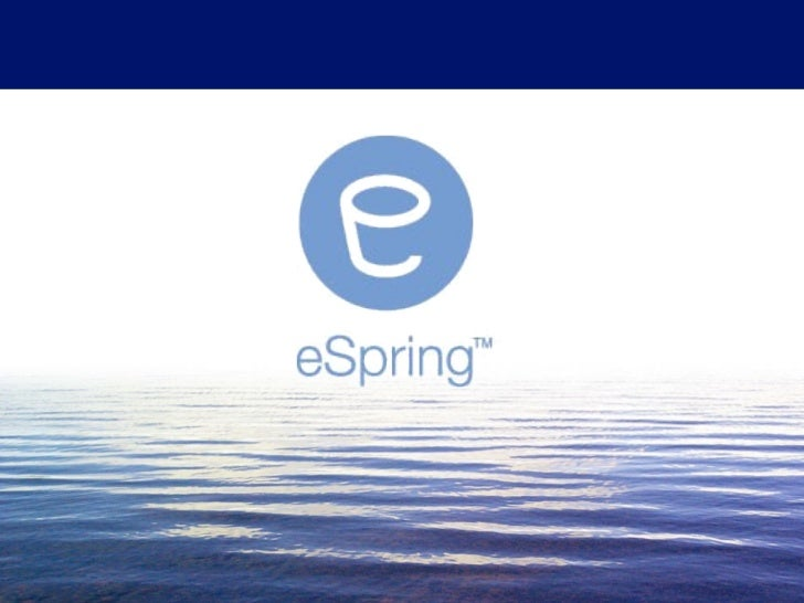 4 preguntas  La historia de eSpring