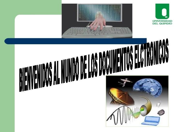 Tratamiento de documentos electronico 1