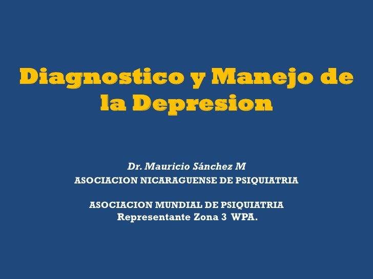 Tratamientode la depresion