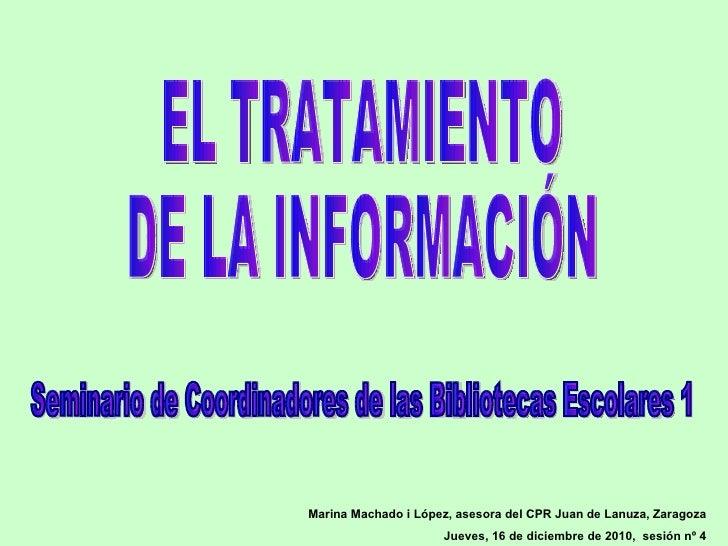 Tratamiento de la información1