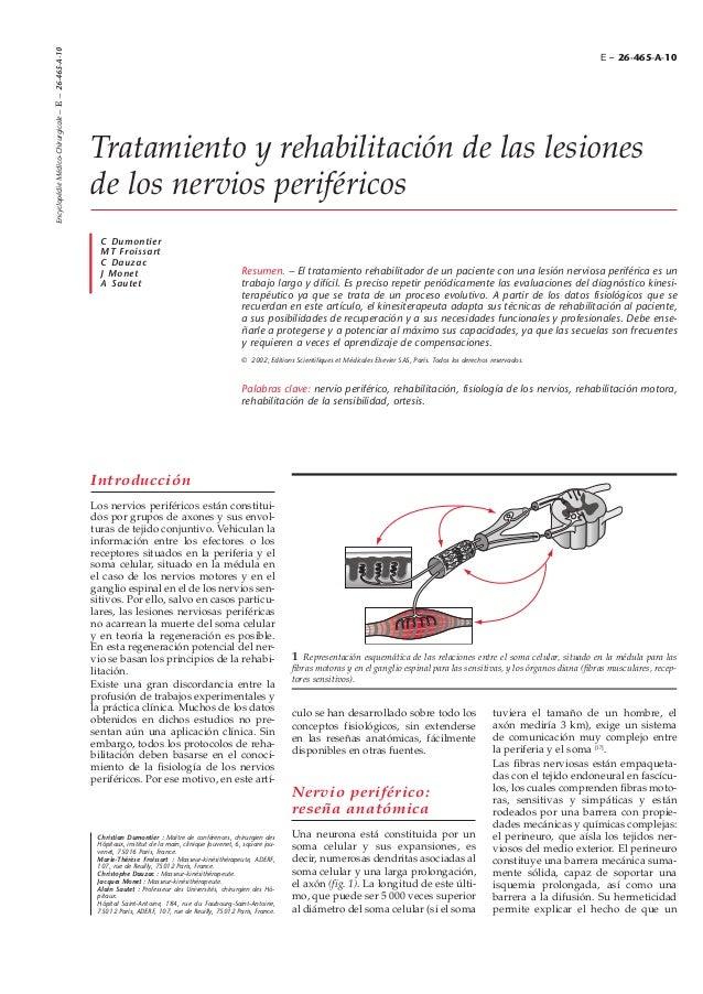 Encyclopédie Médico-Chirurgicale – E – 26-465-A-10                                                                        ...