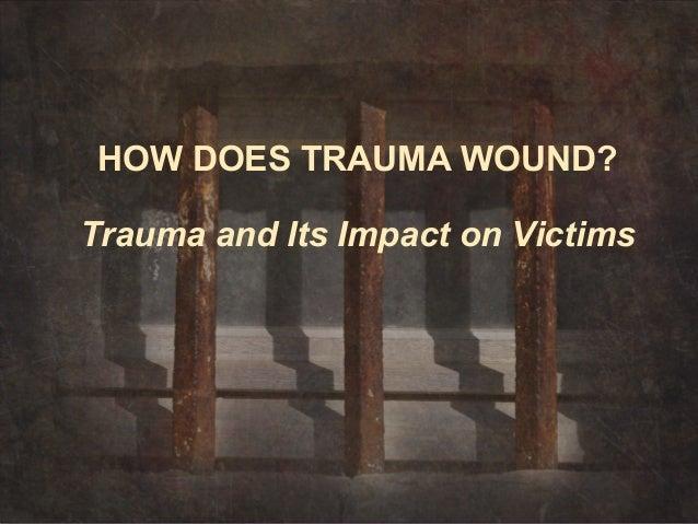 Trauma talk houston