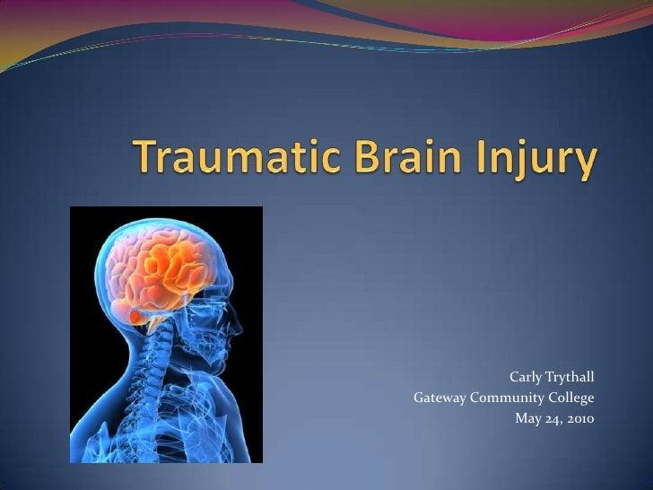 Dating site brain injury