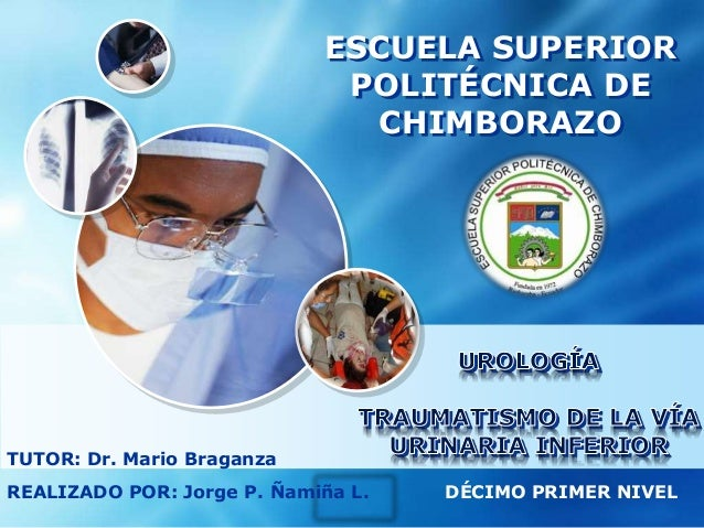 LOGO ESCUELA SUPERIOR POLITÉCNICA DE CHIMBORAZO REALIZADO POR: Jorge P. Ñamiña L. TUTOR: Dr. Mario Braganza DÉCIMO PRIMER ...