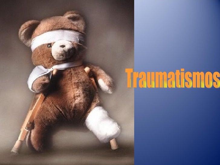 Traumatismos i
