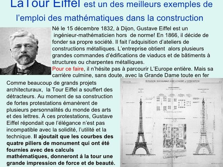 L Influence De La Tour Eiffel