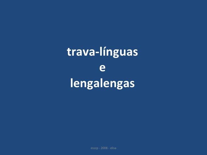 TravalíNguas
