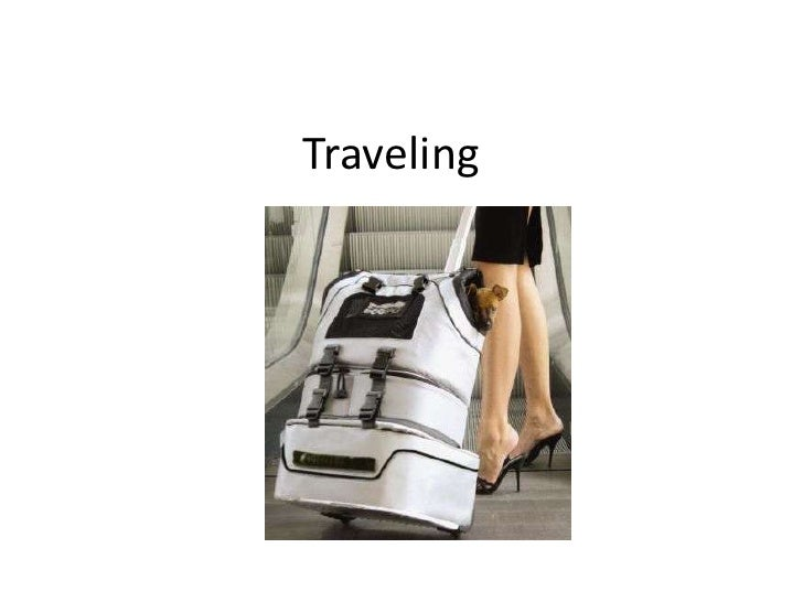 Traveling<br />
