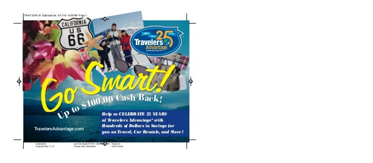 TRAF 2674.01 GoSmartLite 6/17/10 4:09 PM Page 1                   Go Smart!          to $100                              ...