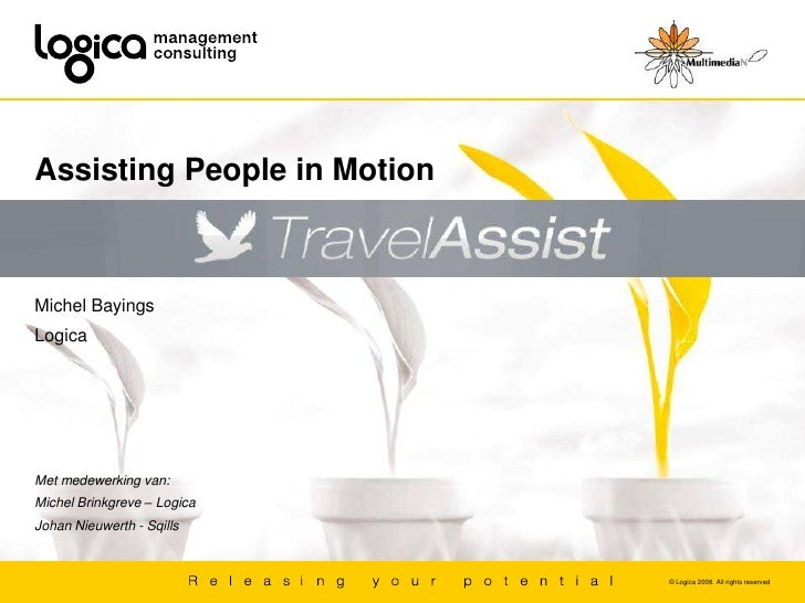 Travel Assist Assisted Passenger