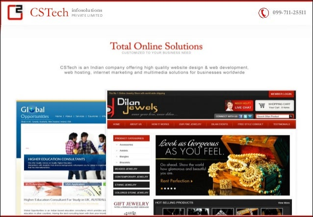 CSTech infosolutions  PRIVATE  LIMITED  099-711-25511  1