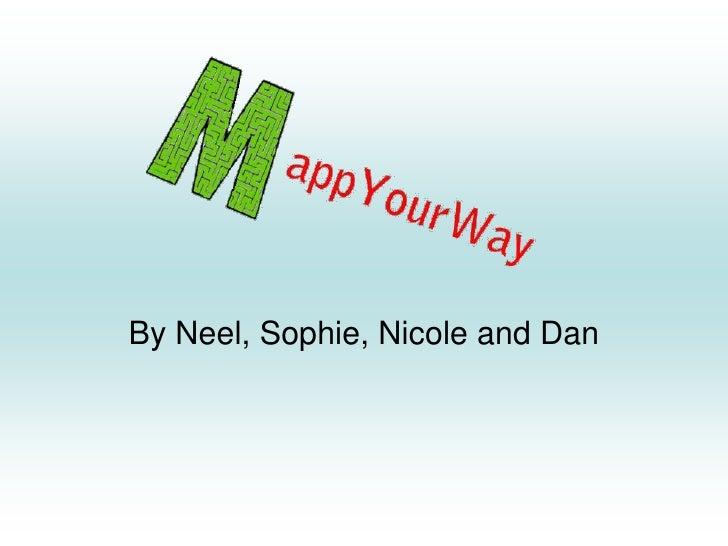 Travel Winner AFGA 2012 - Mapp your way
