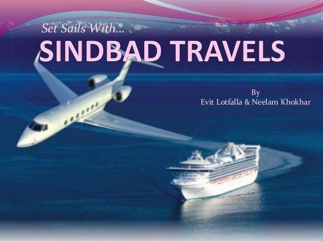 Set Sails With…  By Evit Lotfalla & Neelam Khokhar